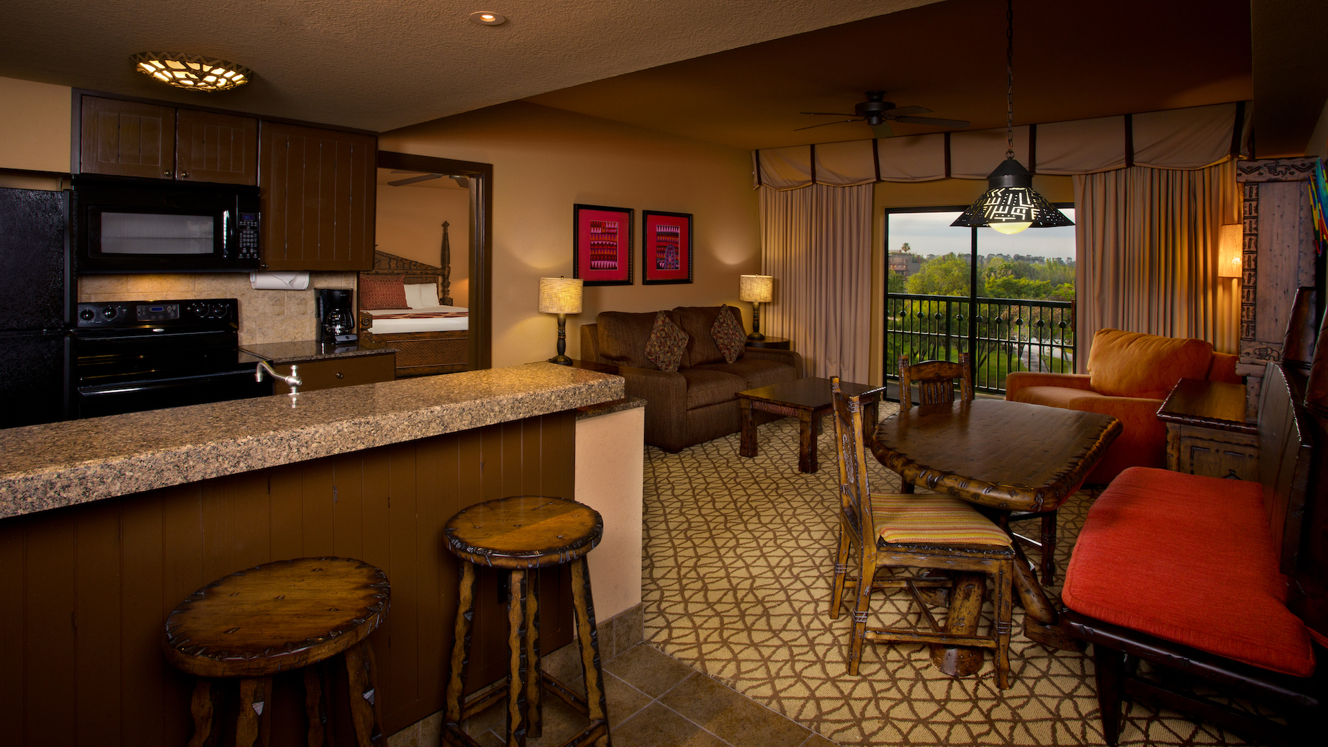 Animal Kingdom Lodge - Disney Resorts for Families of 5 or More