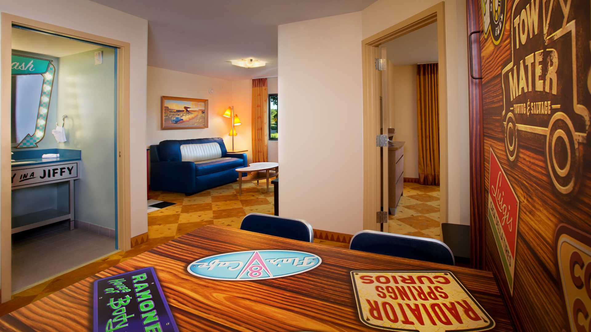 Art of Animation - Disney Resorts for Families of 5 or More