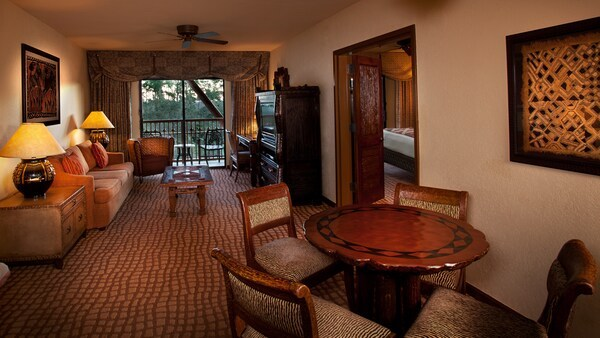 animal kingdom lodge suite
