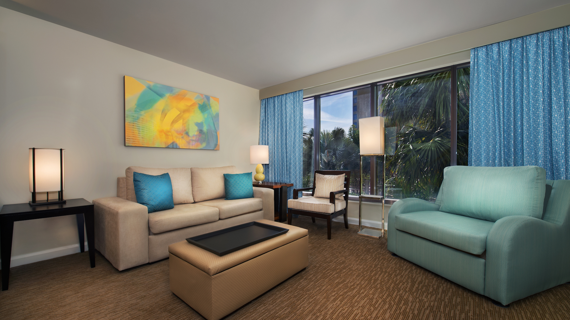 bay lake towers 1br suite