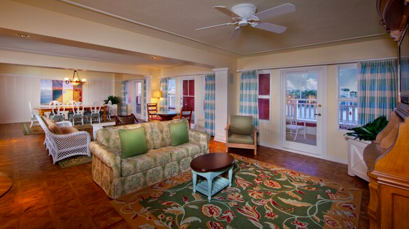 Boardwalk Villas 3br suite-Disney Resorts for Families of 5 or More