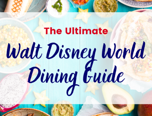 The Ultimate Walt Disney World Dining Guide