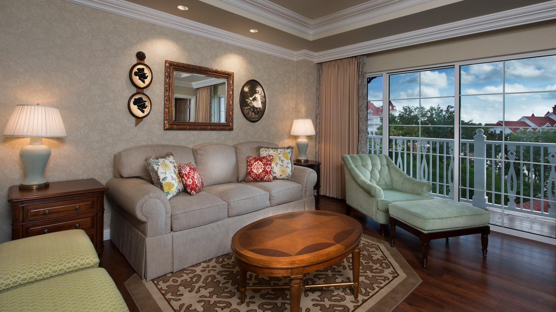 Grand floridian villas 1br suite- Disney Resorts for Families of 5 or More