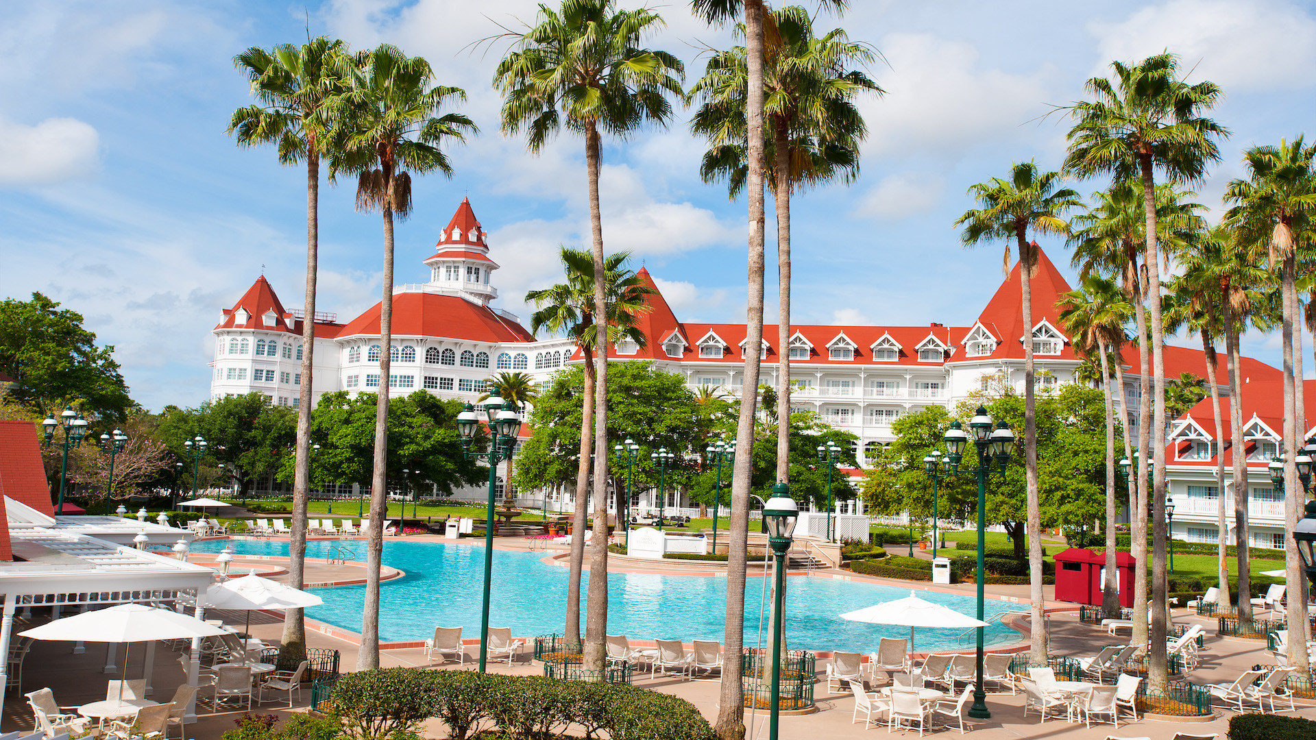 Experience turn of the century luxury at Disney's Grand Floridian Resort and Spa