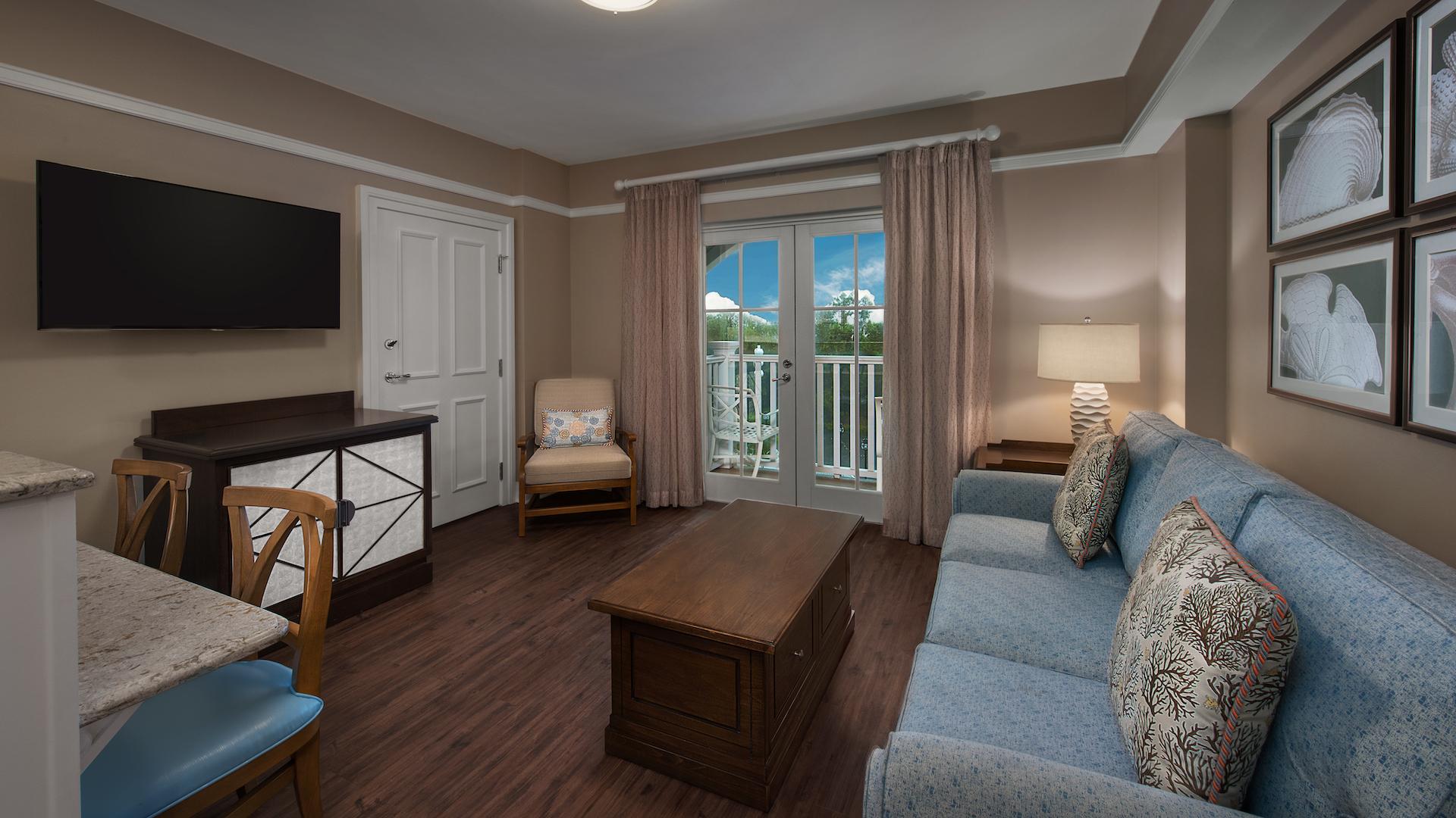 beach club villas 1br suite