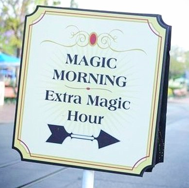 Extra Magic Hours are one reason to stay at a Walt Disney World resort