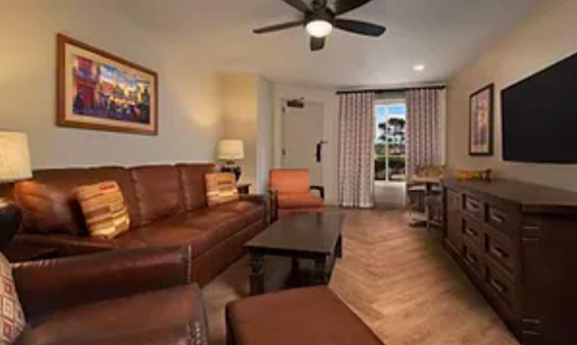 coronado springs jr suite