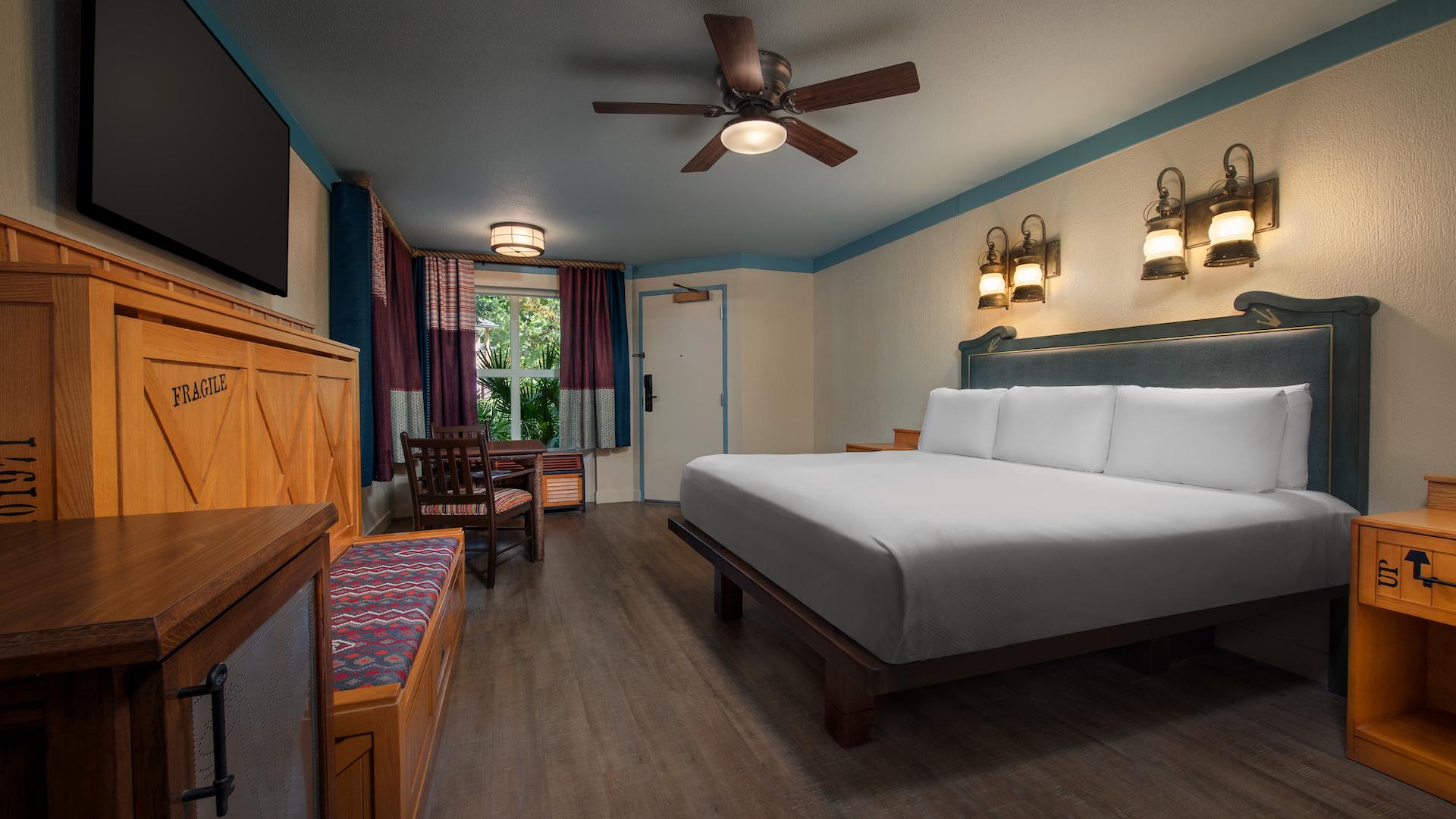 port orleans riverside preferred room