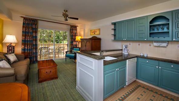 Sarasota springs 2br villa - Disney Resorts for Families of 5 or More
