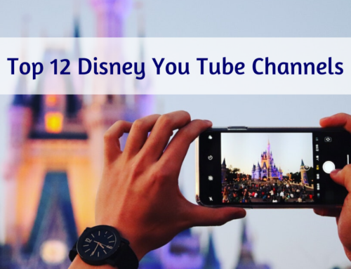 Top 12 Disney You Tube Channels